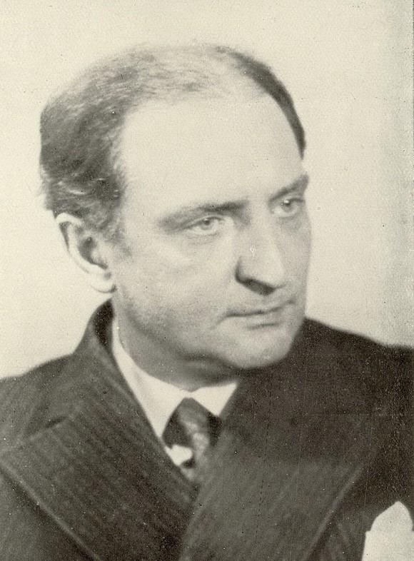 Fritz Kennemann en 1933
