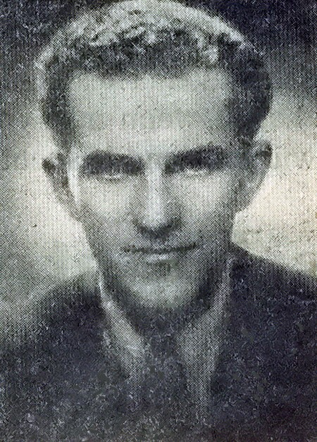 Curth Hurrle en 1935