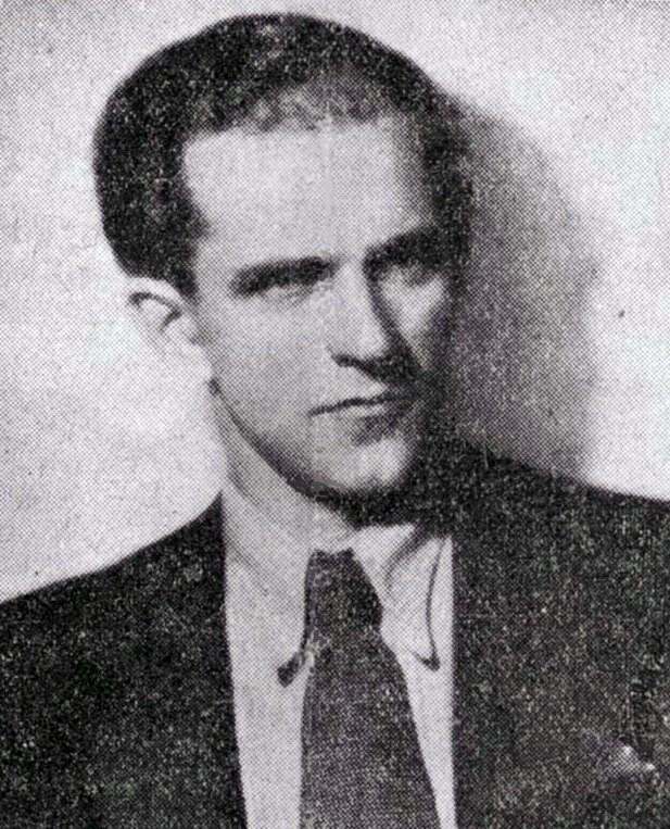 Curth Hurrle en 1937