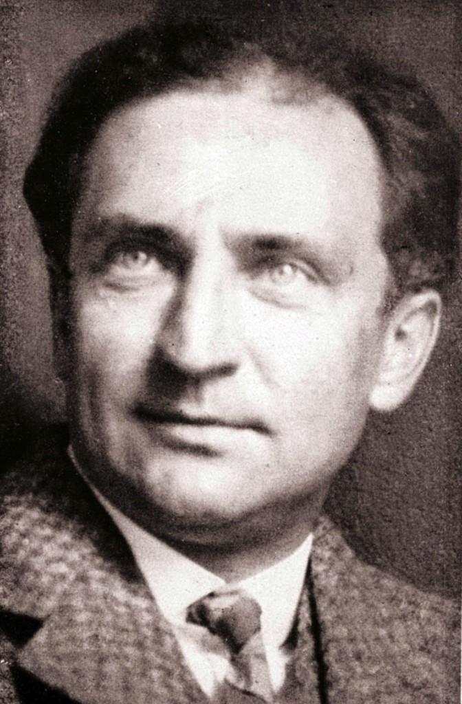 Fritz Kennemann en 1929