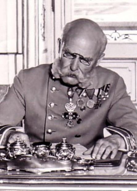 Benno Smytt en Franz-Josef