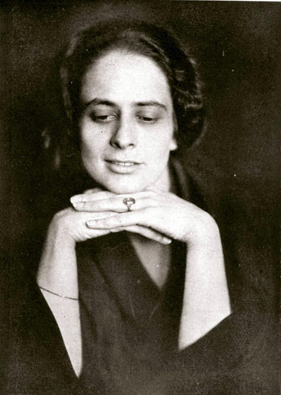 Liselott Reger en 1930