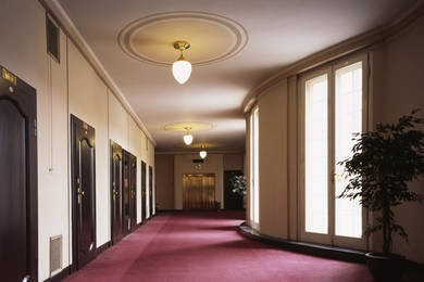 Couloir au 1er étage