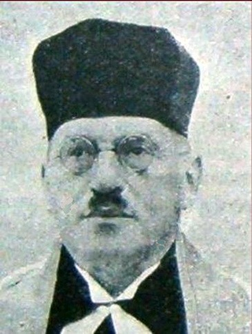 Rabbi Friedrich Weiss Teplitz