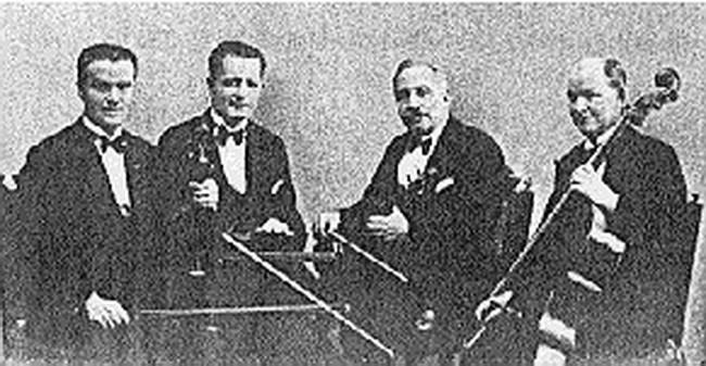 Le quatuor de Teplitz