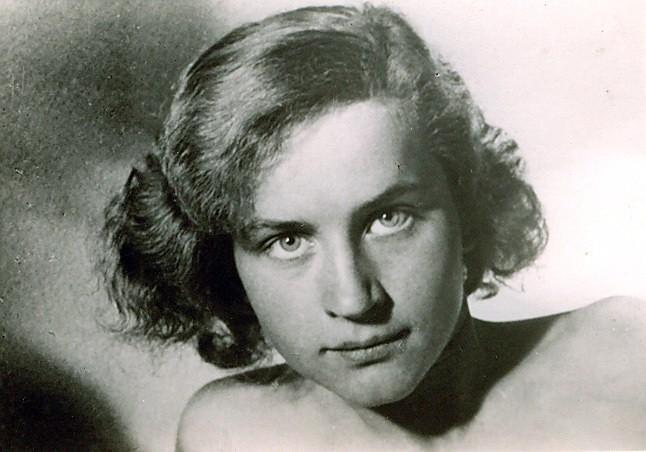 Ilse Kennemann en 1933